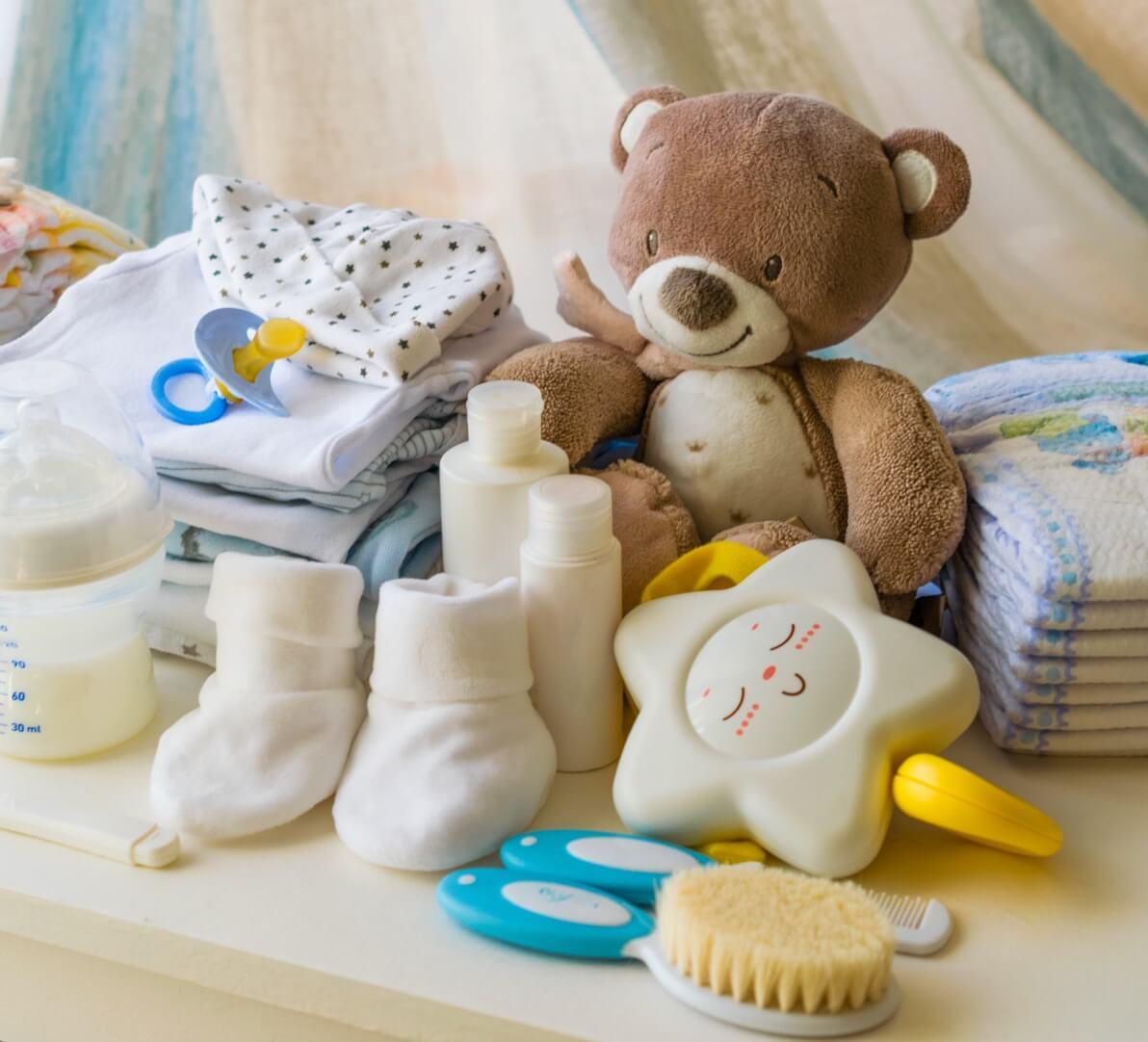 10 Perlengkapan Bayi Baru Lahir yang Harus Dimiliki