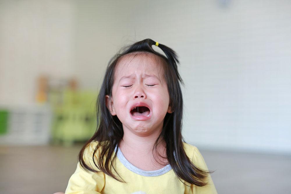 5 Cara Mudah Atasi Anak Cengeng