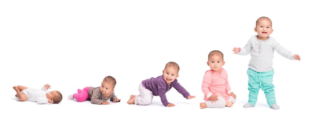 5 Hal Yang Harus Diperhatikan  Soal Tumbuh Kembang Bayi 0 - 12 Bulan