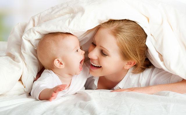 7 Tips Menjadi Ibu yang Lebih Santai
