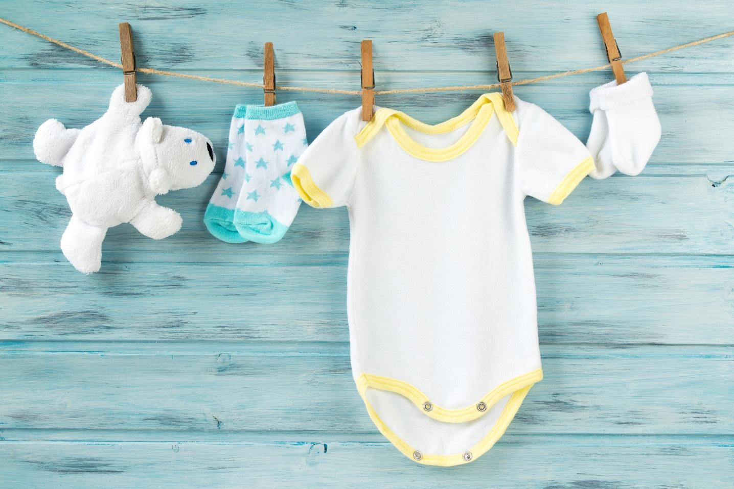 8 Tips baju dan perlengkapan bayi selalu wangi