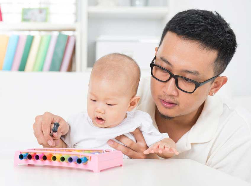Akrabkan Si Kecil Dengan Musik