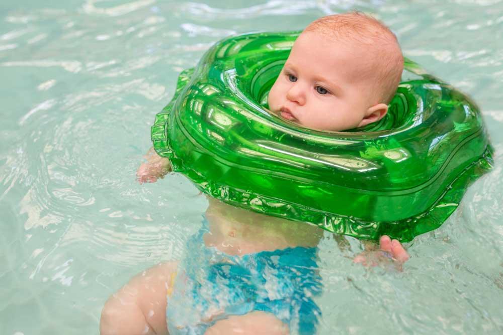 Baby Spa untuk Melatih Motorik Bayi