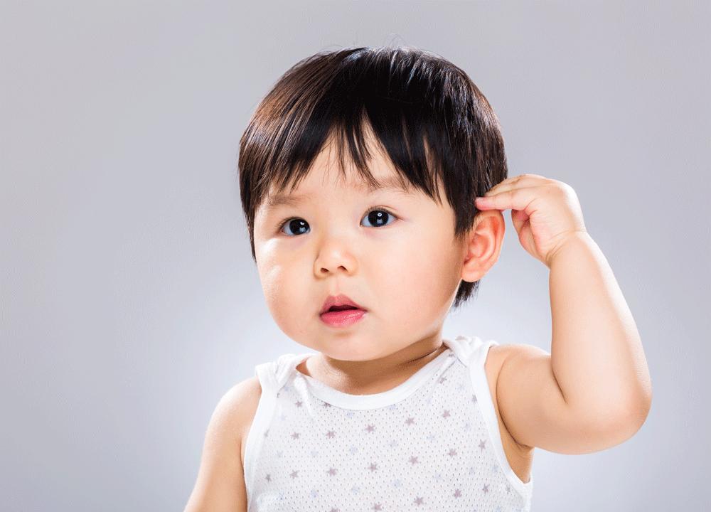 Benarkah Rambut Bayi Bisa Berketombe