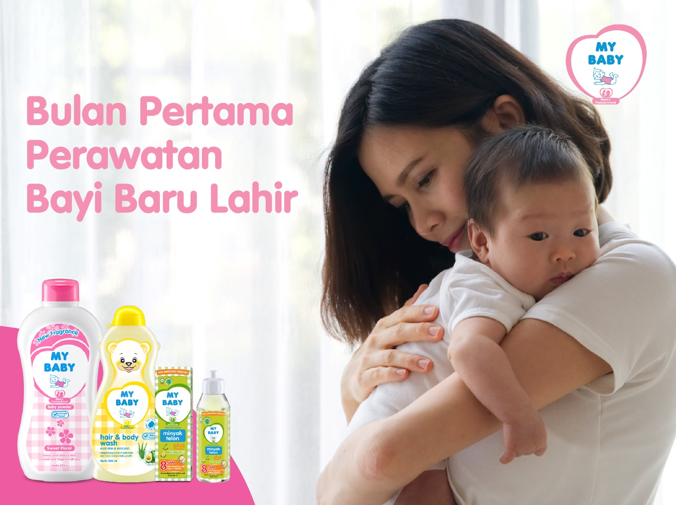Bulan Pertama Perawatan Bayi Baru Lahir