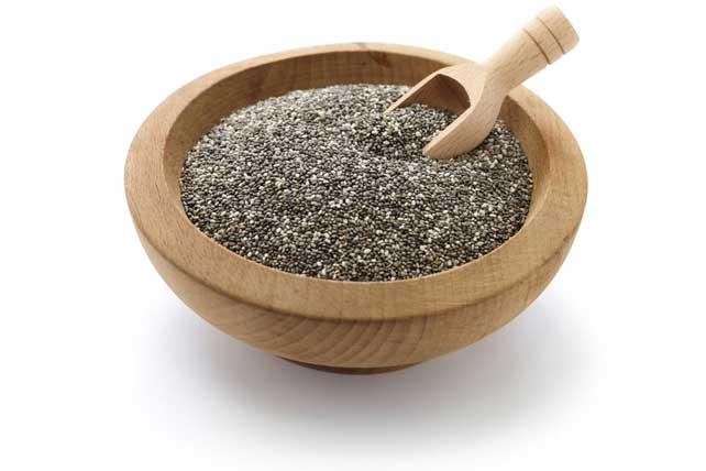 Chia Seeds, Si Mungil yang Kaya Nutrisi