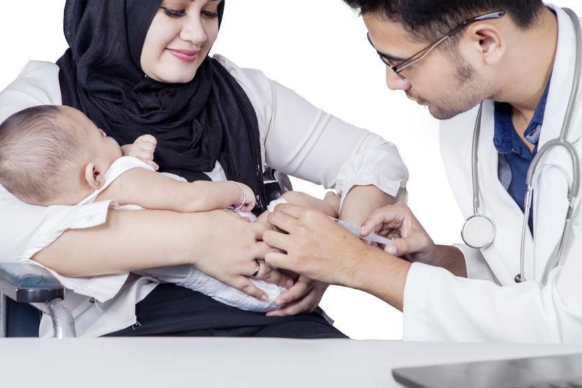 5 Imunisasi Wajib