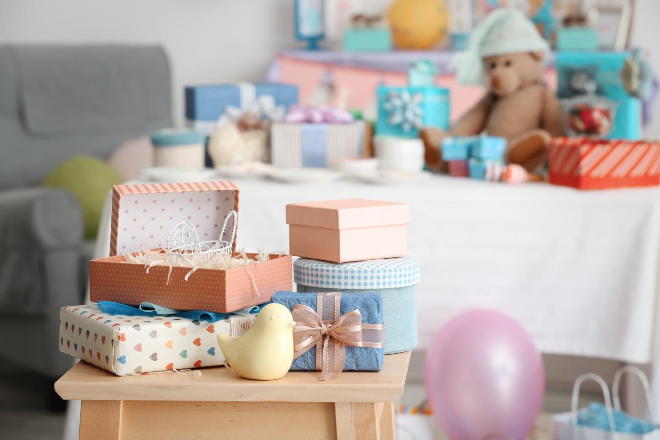 Kado Perlengkapan Bayi Baru Lahir Yang Paling Populer