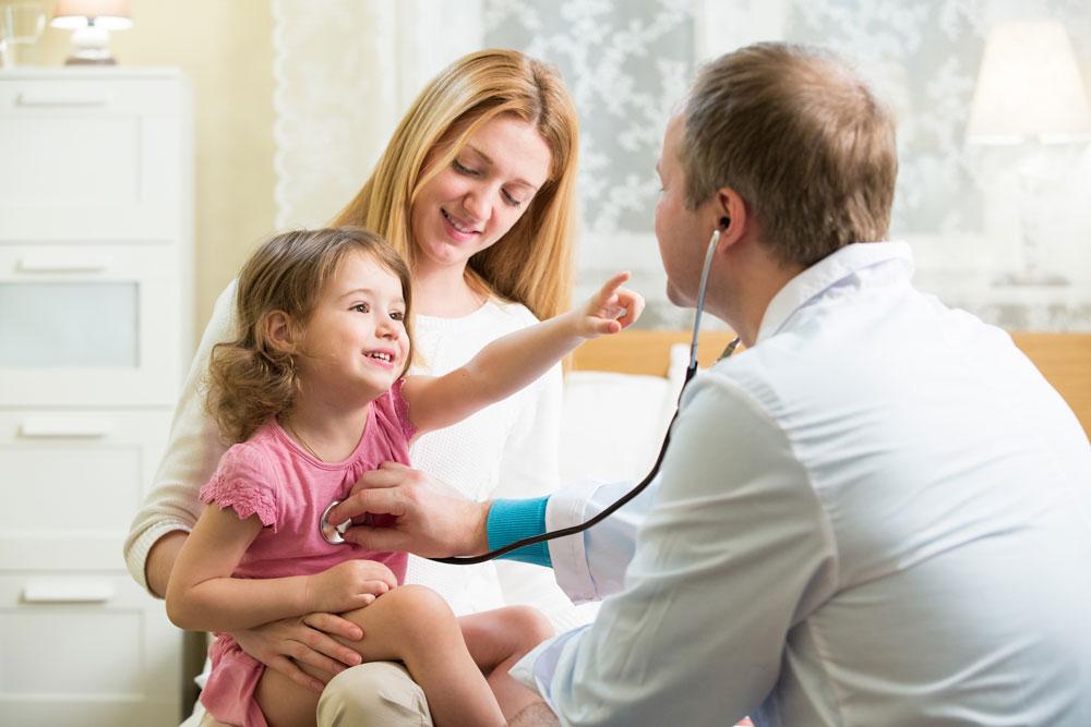 Kapan Anak Sakit  Perlu Dibawa Ke Dokter