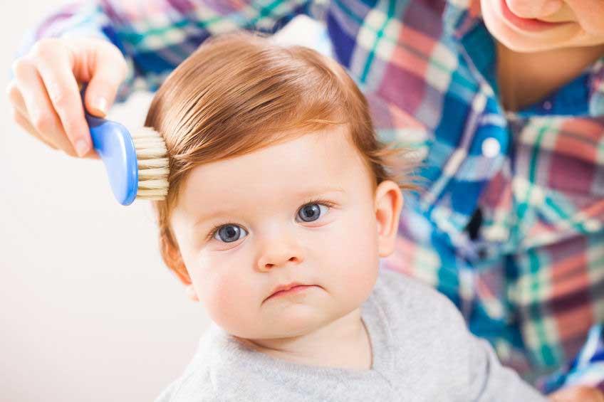 Kenapa Rambut si Kecil Rontok?