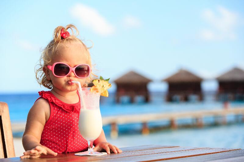 5 Cara Untuk Menghindari Bayi Dari Sinar Matahari