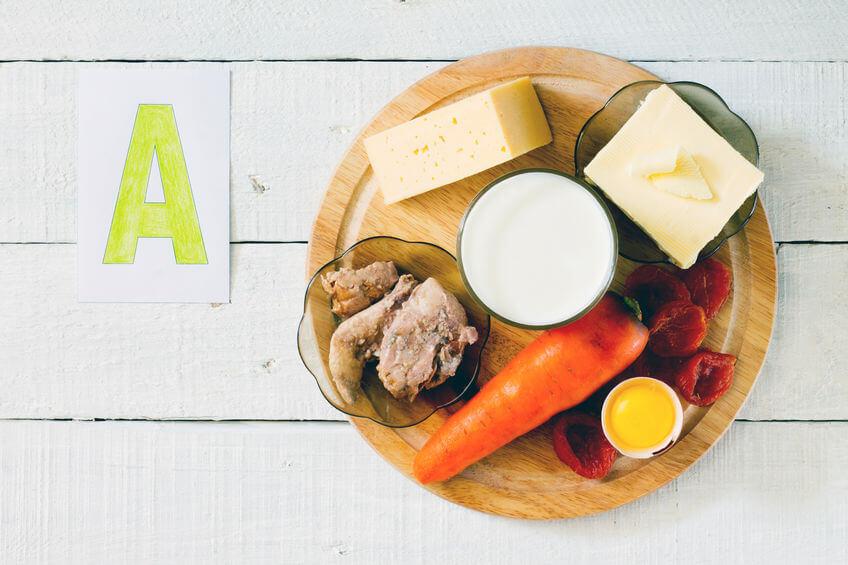 Manfaat Vitamin A Bagi Si Kecil