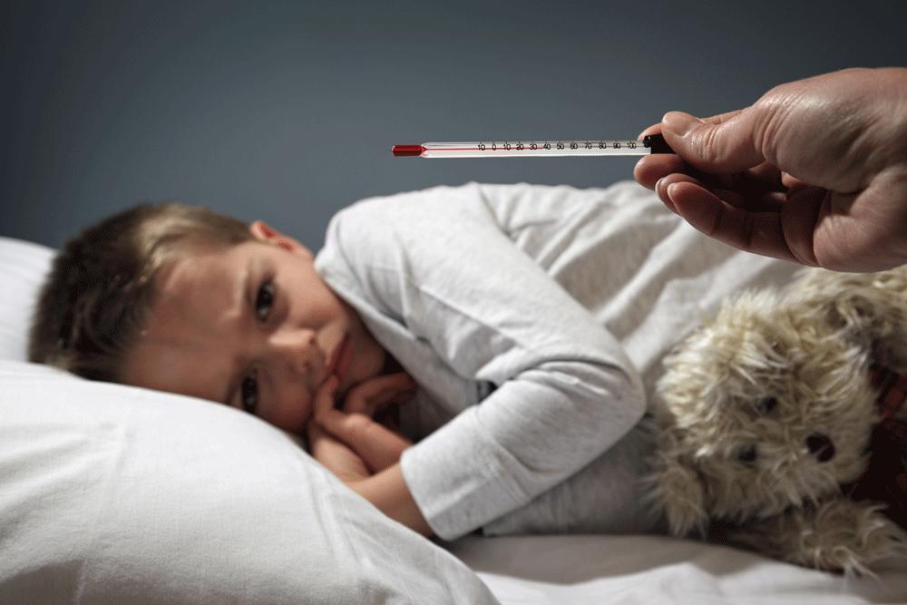 Mengenal Penyakit Campak dan Pencegahannya