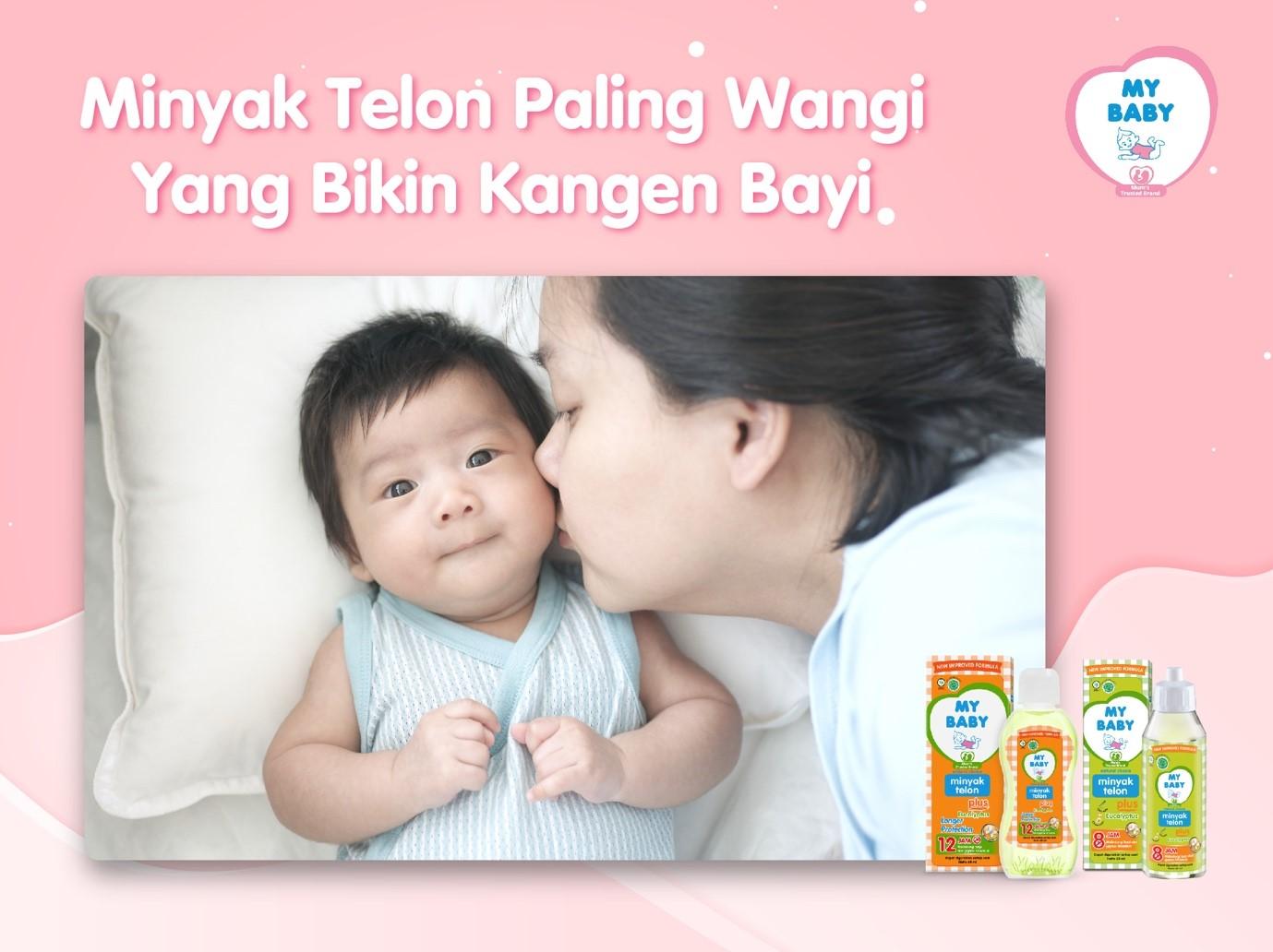 Minyak Telon Paling Wangi Yang Bikin Kangen Bayi