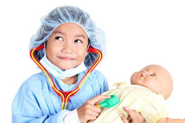 Mitos atau Fakta Seputar Kesehatan Anak