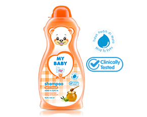 My Baby Shampoo Soft & Smooth