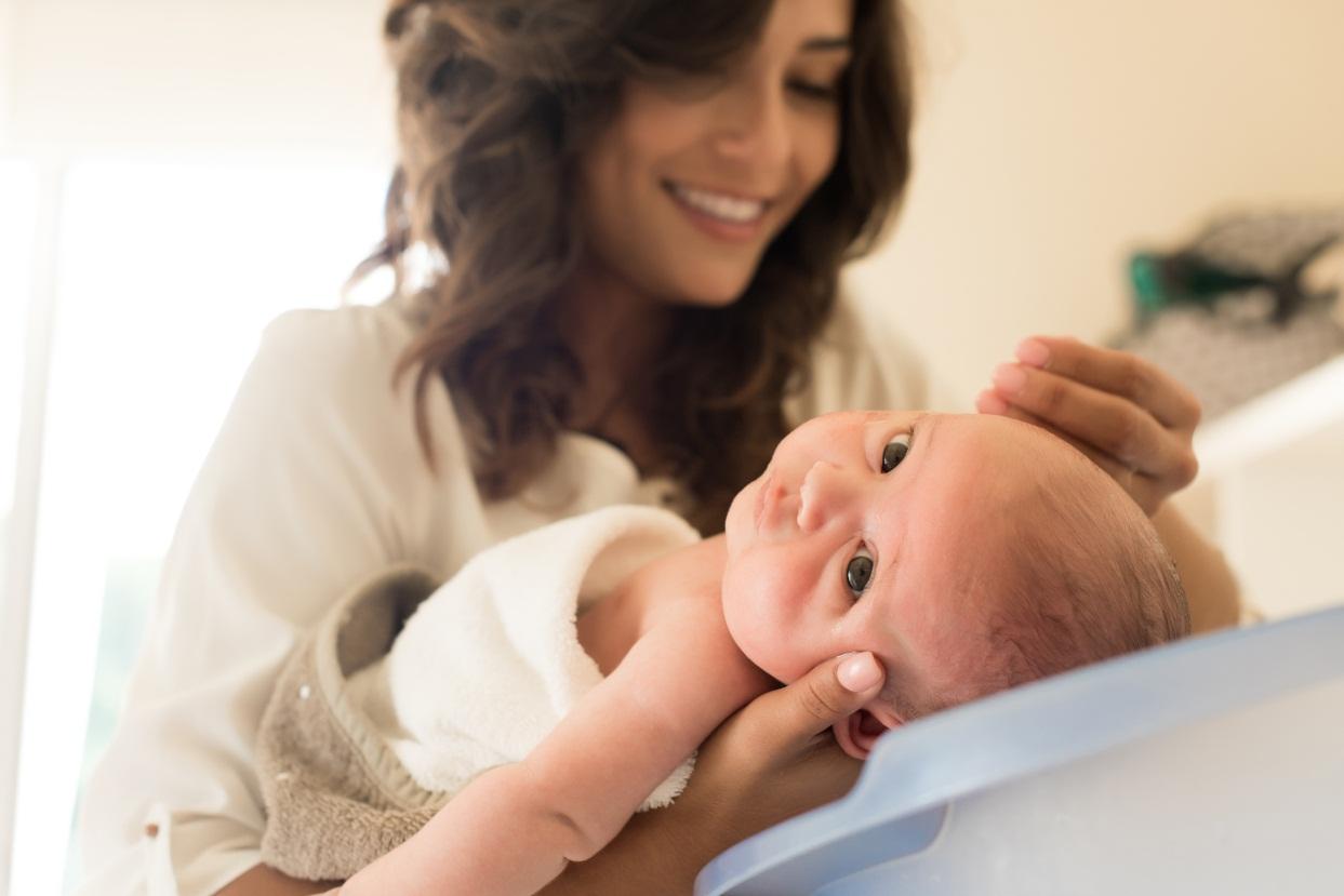 Sabun & Shampoo 2 in 1 MY BABY dan Produk Perawatan Bayi lain yang Penting saat New Normal