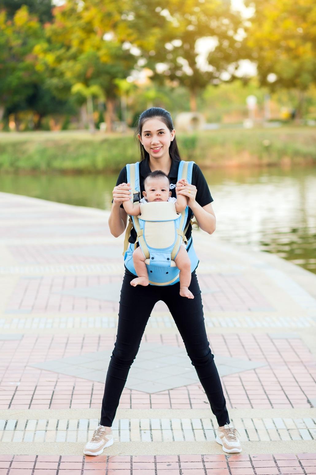 Ragam Gendongan Untuk Bayi. Yang Mana Favorit Ibu?