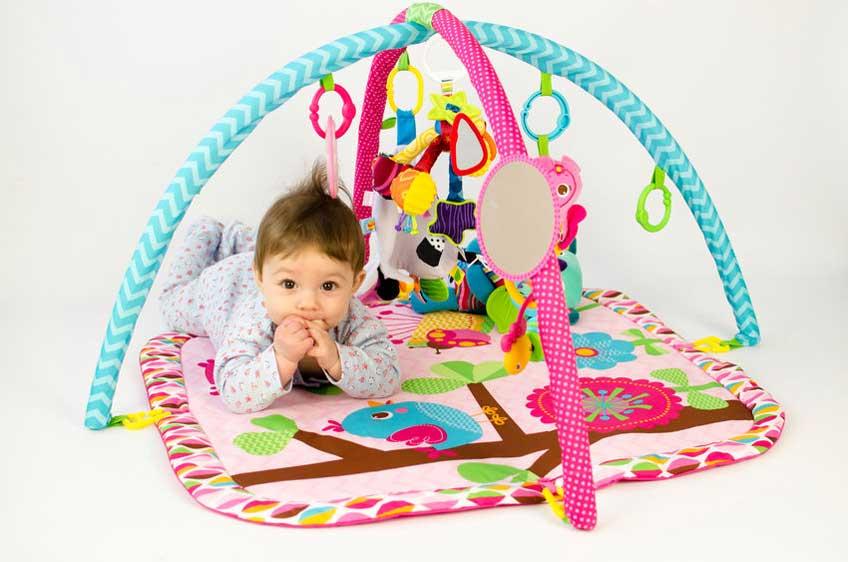 Baby Gym, Alat Olahraga Untuk Si Kecil