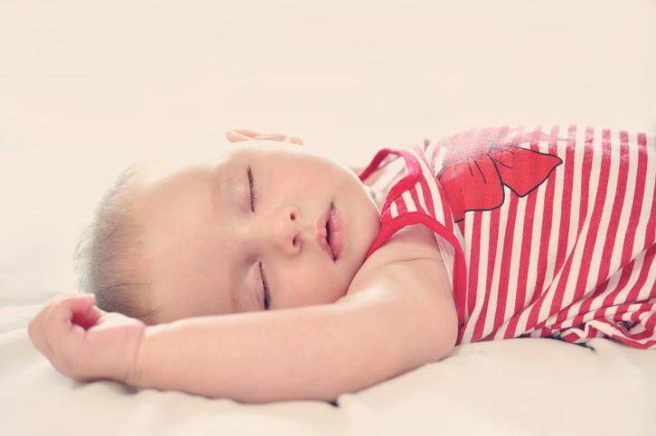 Agar bayi dapat tidur lelap | MY BABY
