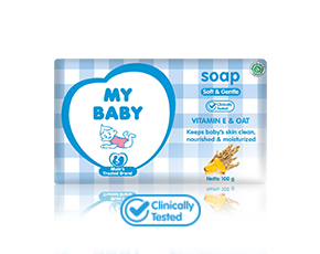 My Baby Soap Soft & Gentle