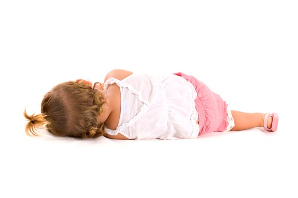Jika Anak Suka Tidur di Lantai