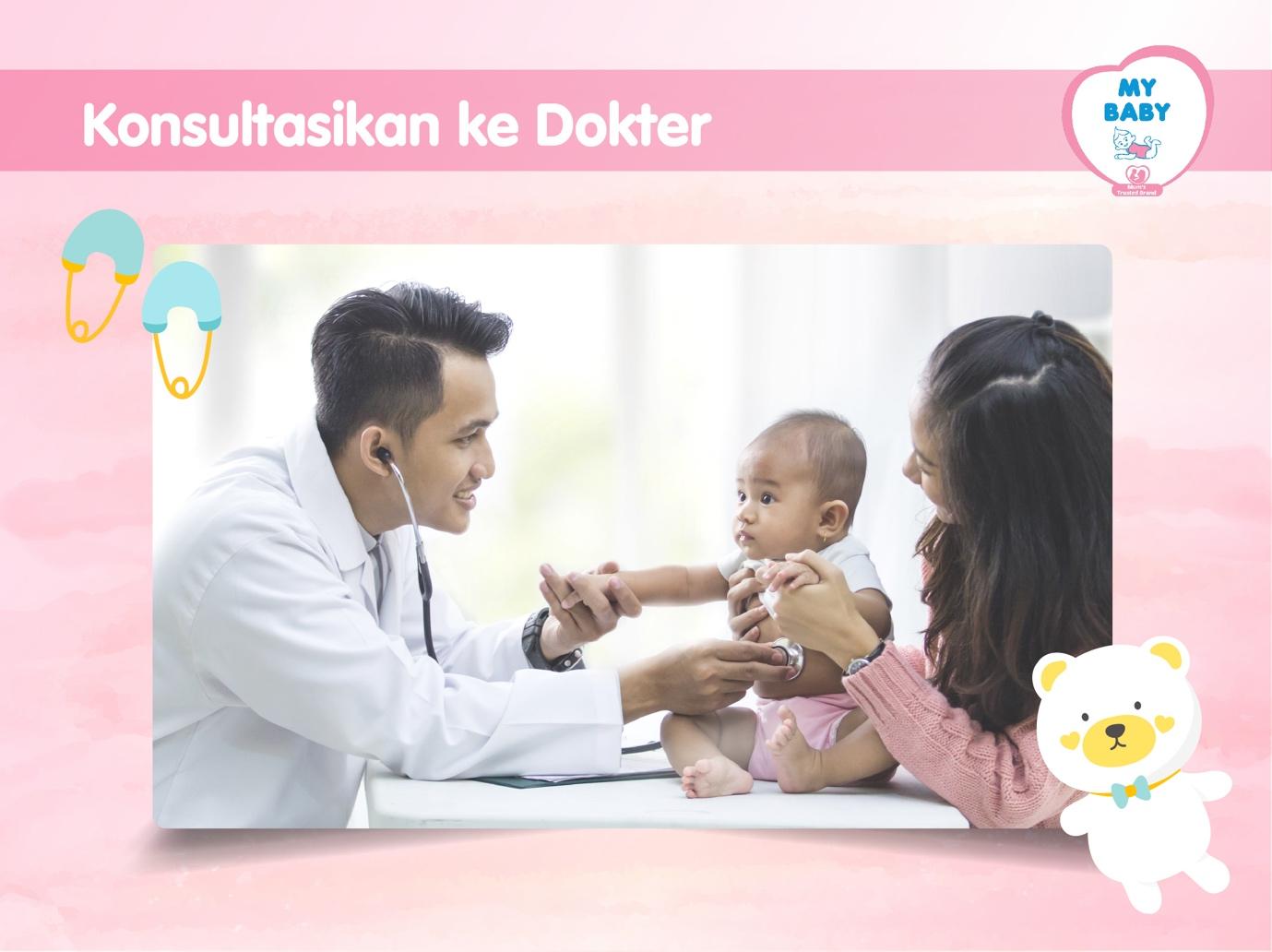 Perkembangan Bayi saat Memasuki Usia 6 Bulan