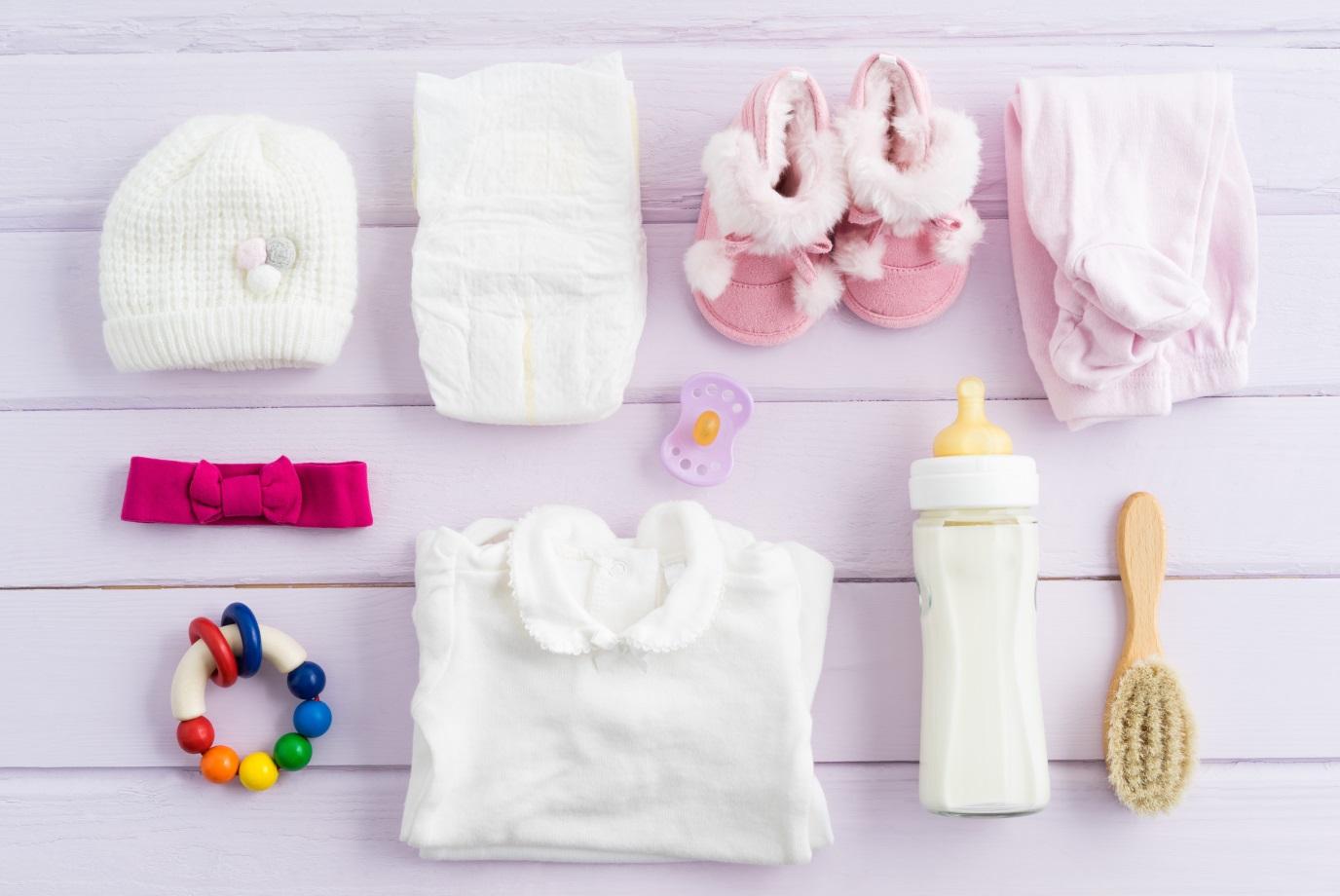 Memilih Perlengkapan Bayi  yang Tepat