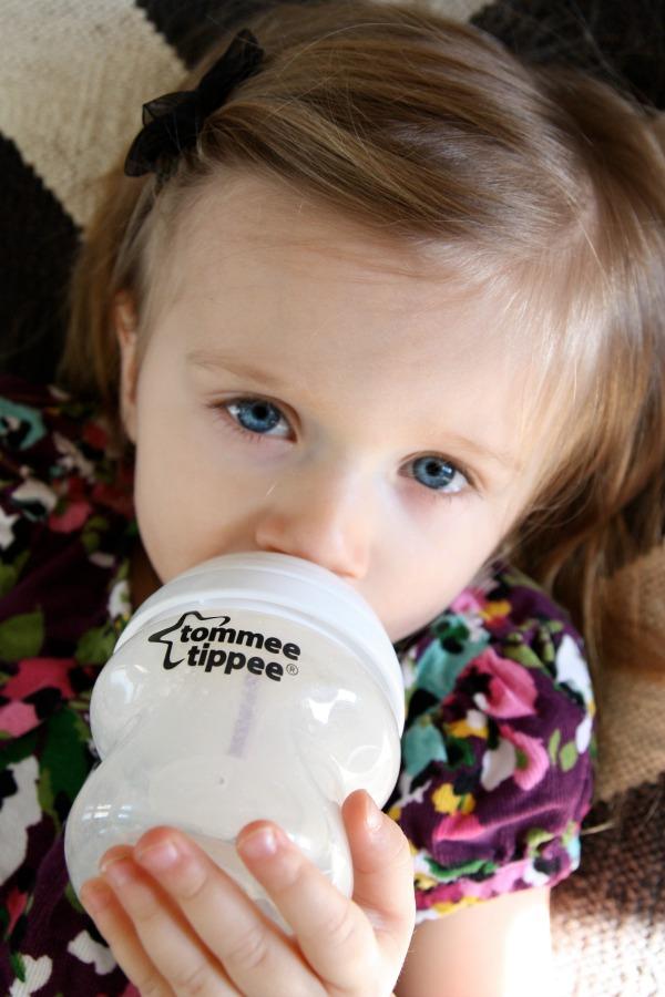 Mengajak Anak Beralih dari Susu Hangat ke Susu Dingin