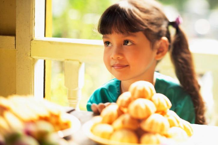 Mengenal pola makan si prasekolah
