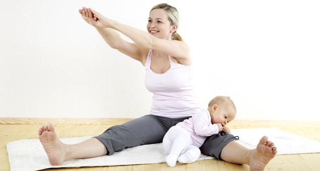 Olahraga untuk Ibu Menyusui