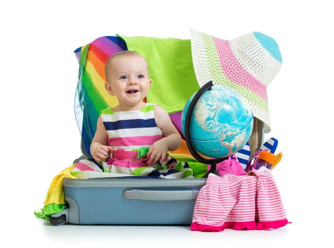 Bepergian bersama bayi jangan lupa perlengkapan ini