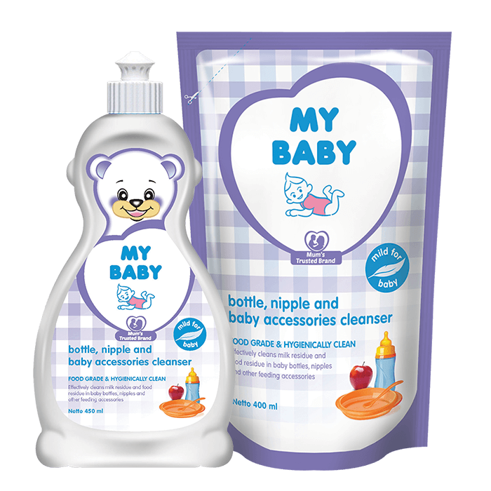 Bottle, Nipple & Baby Accessories Cleanser