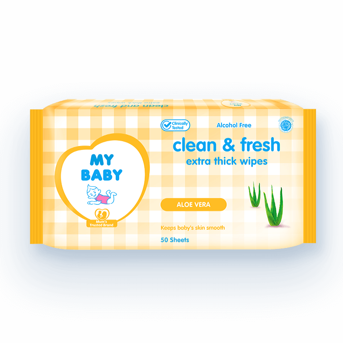 Clean and Fresh Extra Thick Wipes