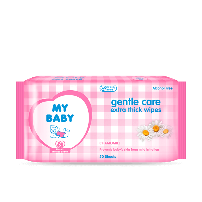 Gentle Care Extra Thick Wipes