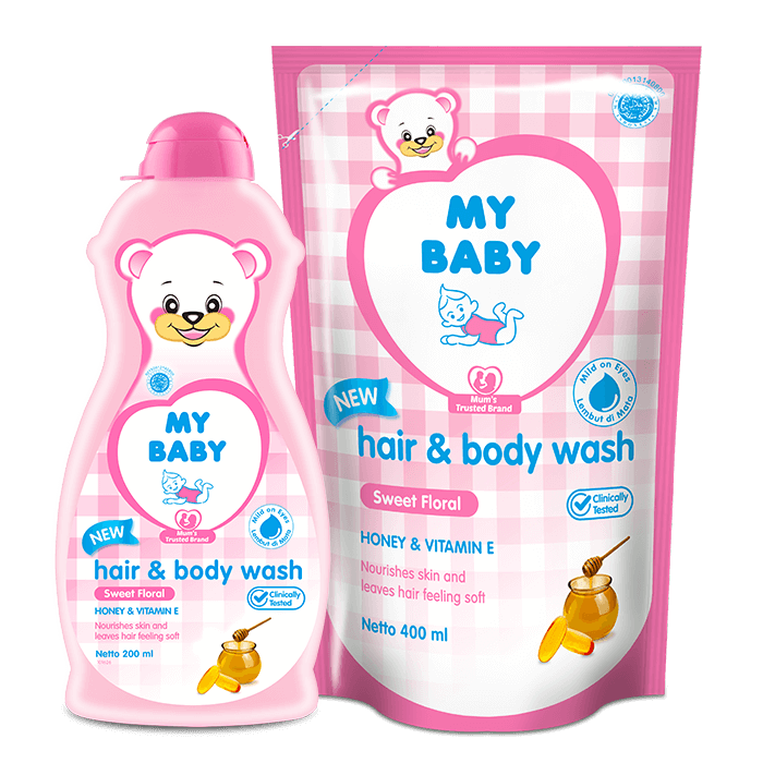 Hair & Body Wash